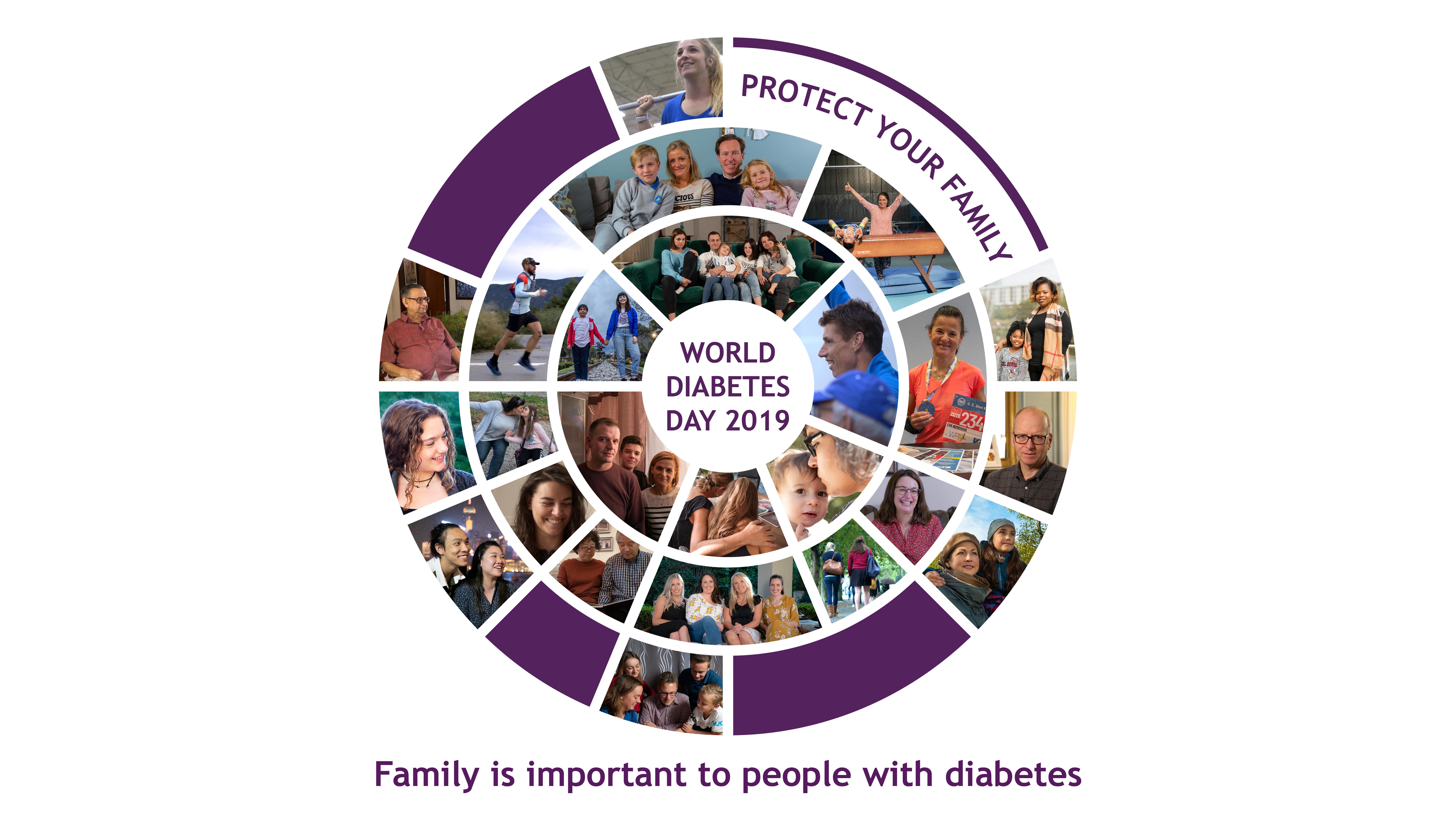 diabetes australia santa